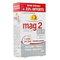 Mag 2 24h Comprimés Lp Nervosité Et Fatigue B/45+15 Offert à COLIGNY