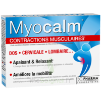 Myocalm Comprimés Contractions Musculaires B/30 à COLIGNY