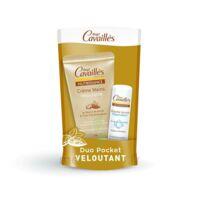 Rogé Cavaillès Nutrissance Pocket Crème Mains Douceur + Baume Lèvres Réparateur 30ml + 5,5g Edition Limitée à COLIGNY