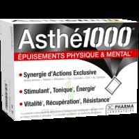 Asthe 1000 Poudre à Diluer épuisements Physique & Mental 10 Sachets à COLIGNY