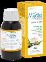 Lehning Myrtine Inhalante Solution D'inhalation Aux 5 Huiles Essentielles Bio 100ml à COLIGNY